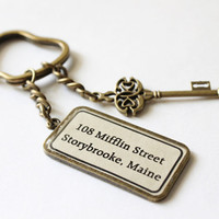 The Mayor's House Key Ring (OUAT)