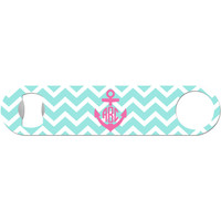 Zoey - Anchor Monogram Bottle Opener