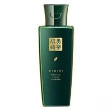 【NEW】KIBIKI PREMIUM FACIAL TEA WASH Moisturize skin_JAPAN