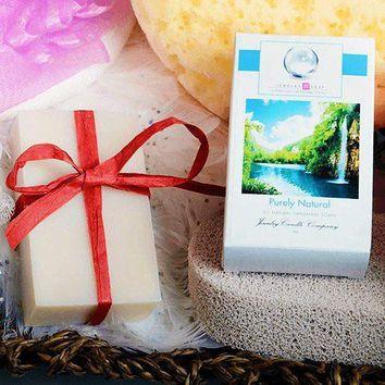 Purely Natural Jewelry Soap ( Unscented ) (No Jewel)