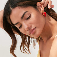 Frasier Sterling Why Not Drop Earring | Urban Outfitters