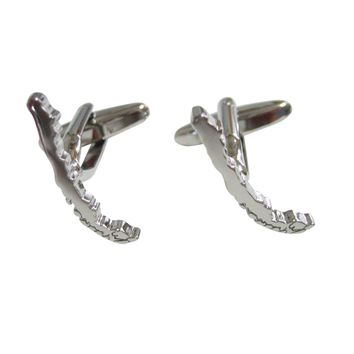 Chile Map Shape Cufflinks
