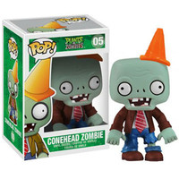 Funko POP! Plants vs. Zombies - Vinyl Figure - CONEHEAD ZOMBIE (4 inch): BBToyStore.com - Toys, Plush, Trading Cards, Action Figures & Games online retail store shop sale