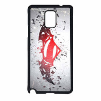 Batman Vs Superman Logo Samsung Galaxy Note 4 Case