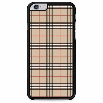 Burberry 2 iPhone 6 Plus/ 6S Plus Case