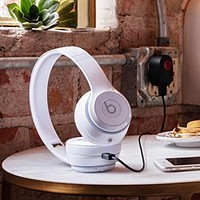 Beats Solo 3 Wireless Monster Wireless Bluetooth Headset Music Headphone with Microphone Line-in Socket TF Card Slot F