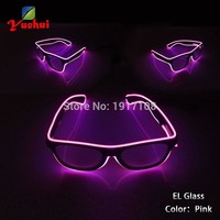 Led Glasses Luminous Party Decorative Lighting Classic Gift Bright Light