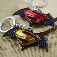 Best Selling Movie Themed Batman vs Superman Key Ring - First 200 Shoppers! Only $4.95!