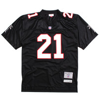 Atlanta Falcons 1992 Deion Sanders Football Jersey Black