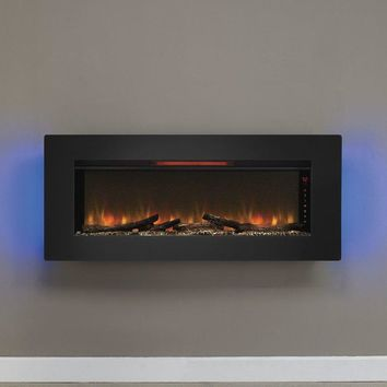 Felicity Wall Mounted Electric Fireplace