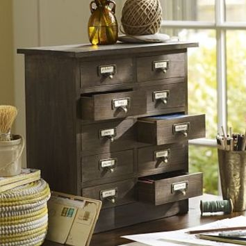 Desk Hutch Storage | Pottery Barn