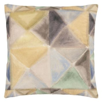 Designers Guild Bougival Zinc Decorative Pillow