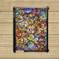 ipad mini case,ipad air case,ipad 2 case,ipad 3 case,ipad 4 case,cute ipad air case,cute ipad mini case,mini case--STAINED glass,in plastic.