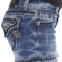 Miss Me Glitz Stretch Short - Women's Shorts | Buckle
