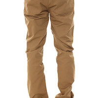 Loser Machine The Wassell Pants in Khaki