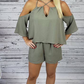 Picture Perfect Romper