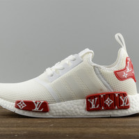 Adidas NMD X LV Fashion Women/Men Casual Running Sport Shoes