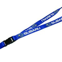 Subaru Lanyard World Rally Blue WRX STI