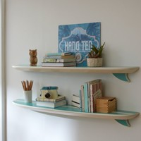 Pool Surfboard Shelf
