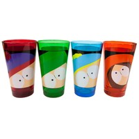 South Park - Faces Pint Glass Set