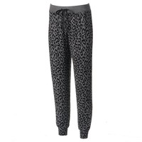 Apt. 9 Pajamas: Casual Sophistication Banded-Bottom Lounge Pants