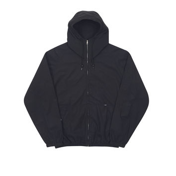 INTERNATIONALE COTTON WINDBREAKER ANTHRACITE | Palace Skateboards USA