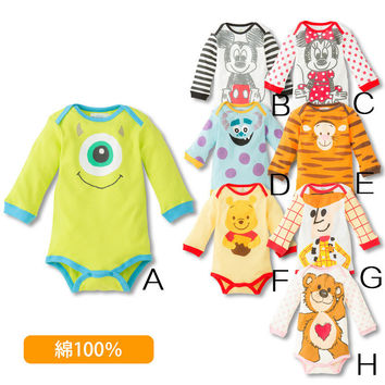 Kids Boys Girls Baby Clothing Toddler Bodysuits Products For Children = 4451397892