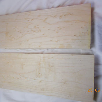 Birds Eye Maple Hard Wood Blank Pen Blank  Blanks Box Hobby Woodworking Wood Supplies Pen Blocks Cut Offs Off