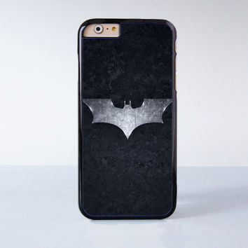 Batman Plastic Case Cover for Apple iPhone 6 6 Plus 4 4s 5 5s 5c