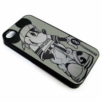 mickey mouse raiders | iPhone 4/4s 5 5s 5c 6 6+ Case | Samsung Galaxy s3 s4 s5 s6 Case |
