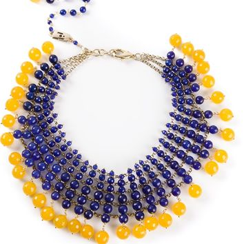 Rosantica Beaded Choker Necklace