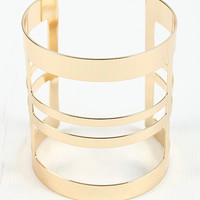 Abstract Grid Bracelet