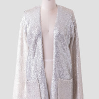 Sparkle On Cardigan By Tulle