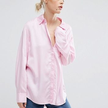 Weekday Shirt at asos.com