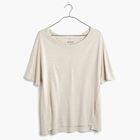 Rivet & Thread Silk Noil Tee