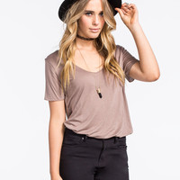 FULL TILT Essential Womens Tried & True Tee | Essentials