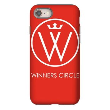 the game winners circle logo iPhone 8