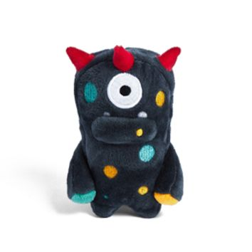 Alien Flex Mini Ghim | Plush Dog Toy
