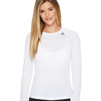 adidas D2M Long Sleeve Tee
