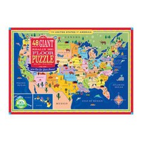 USA Map Giant Really Big Floor Puzzle