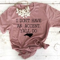 Southern Accent T-Shirt