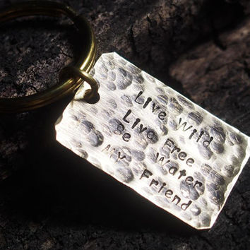 Custom quote keychain, quote keychain, custom keychain, custom quote inspirational quote keychains, mens personalized keychain, dad gift