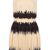 Black Tie Dye Cage Cover Up - Swimwear - Clothing - Topshop USA
