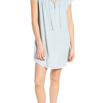Splendid Chambray Shift Dress | Nordstrom