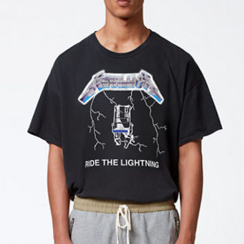 FOG - Fear Of God Metallica Boxy T-Shirt at PacSun.com