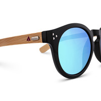 Wooden Sunglasses // Rina 54