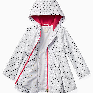 toddlers' dot raincoat