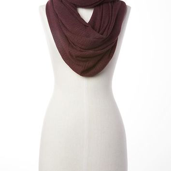 Brooklyn Double Wrap Infinity Scarf Size One Size