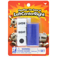 Bulk Pass Play: The Game of Left Center Right at DollarTree.com