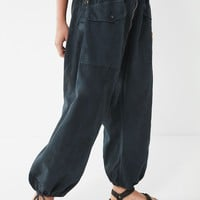 Vintage Overdyed Cargo Wind Pant | Urban Outfitters
